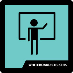 White Board Stickers - Sunshine Coast