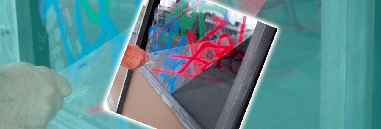Home Tint Sunshine Coast - Anti-Graffiti Films
