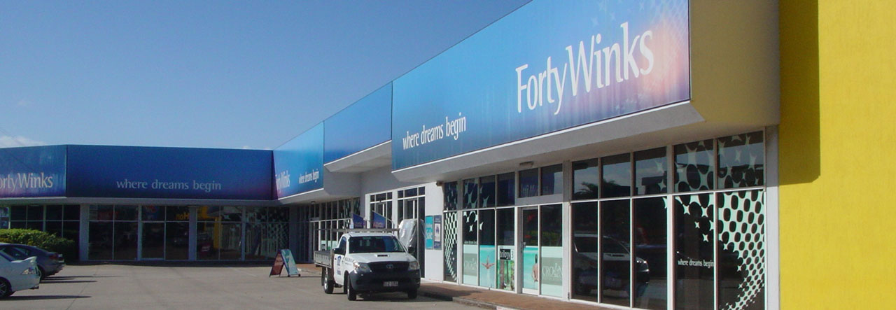 Home Tint Sunshine Coast - Forty Winks CommercialTint